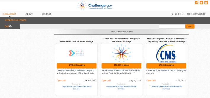 群眾外包網站平臺的政府資訊應用新模式
