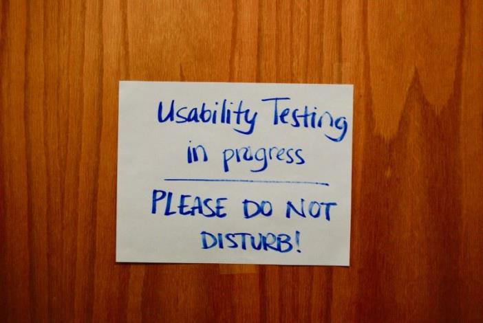 易用性測試(Usability test)