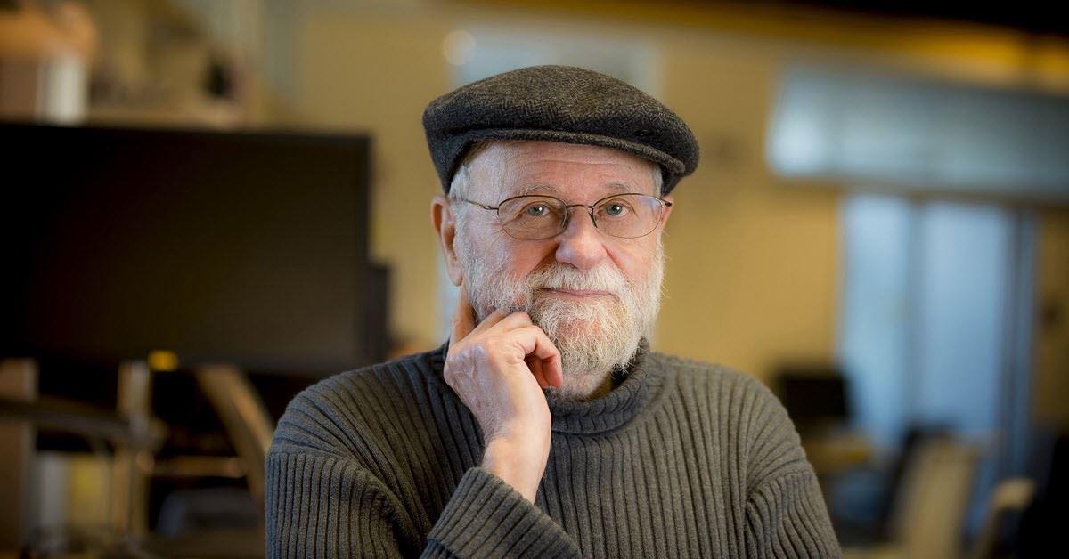第一位提出User Experience一詞的Don Norman